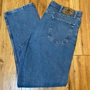36 x 32 Wrangler Straight Cut Jeans